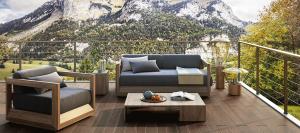 Pavimento in legno per esterno Externo