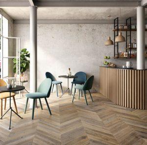WOODCO :parquet grigio chiaro cemento