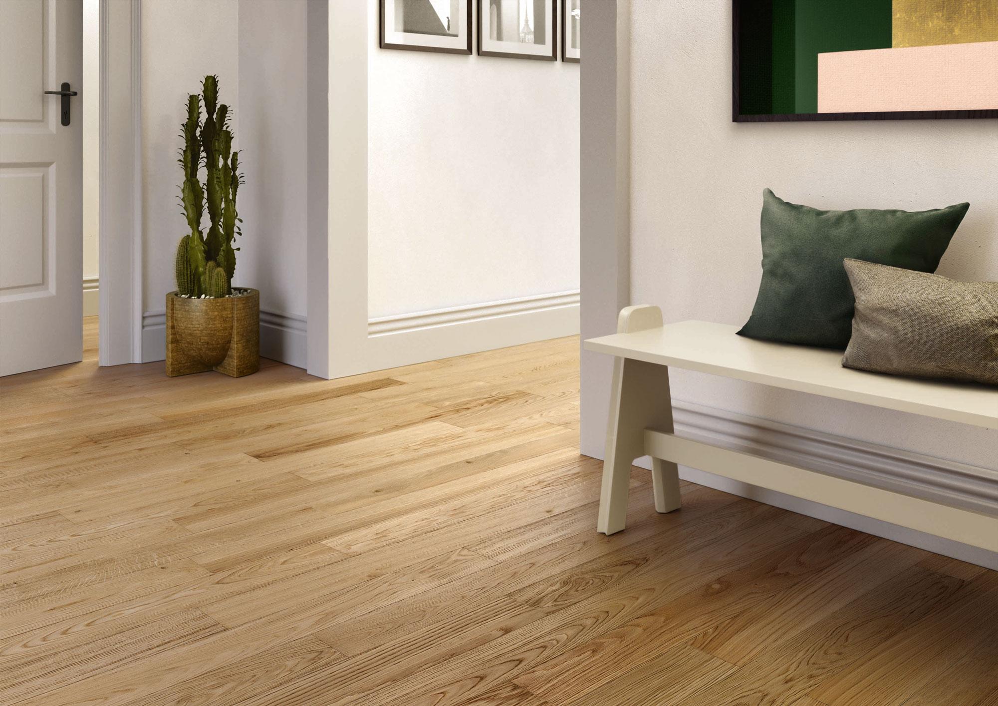 Parquet Sottile Sopra Pavimento slim: il parquet sottile solo 10mm - woodco